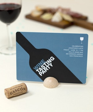 Wine Tasting Party Invitations