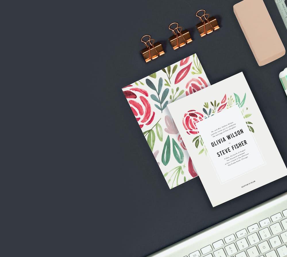 Wedding Invitation Suites | Paper Culture