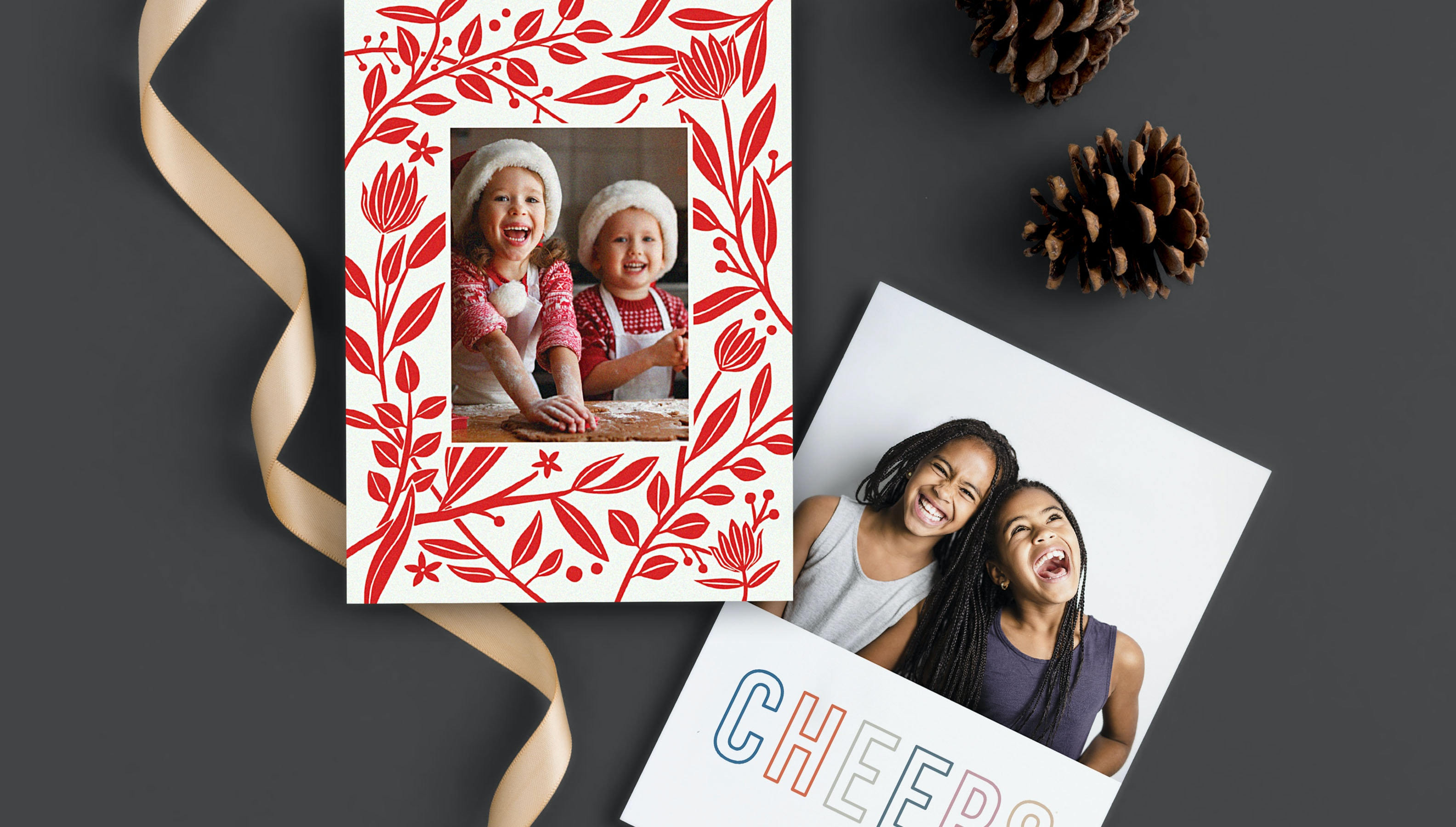 Custom Holiday Cards Paper Culture