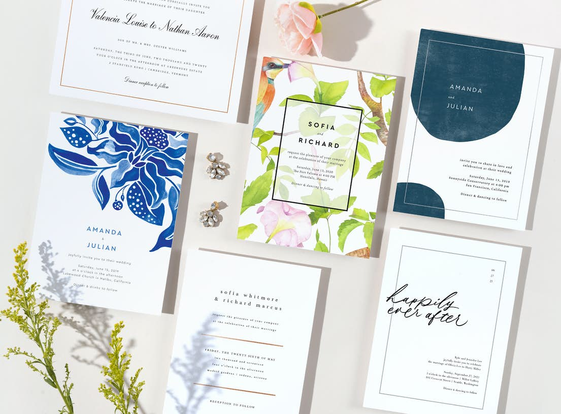 Wedding Invitations | Paper Culture