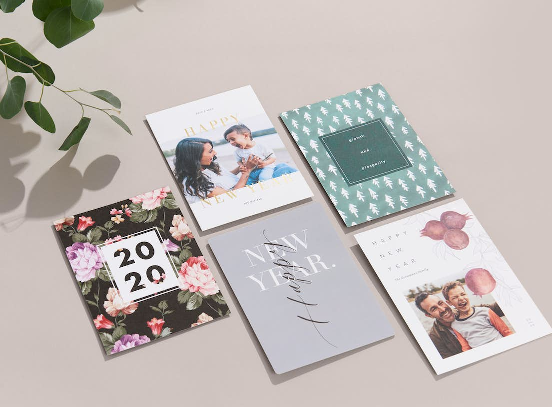 New Year Cards Holiday Cards Wedding Invitations And Save
