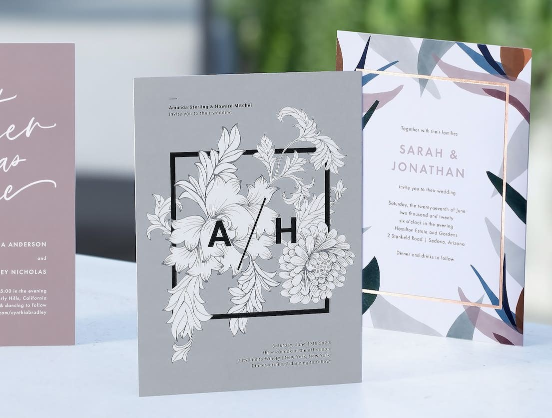 Wedding Invitations, Holiday Cards and Christmas Cards | Paper Culture