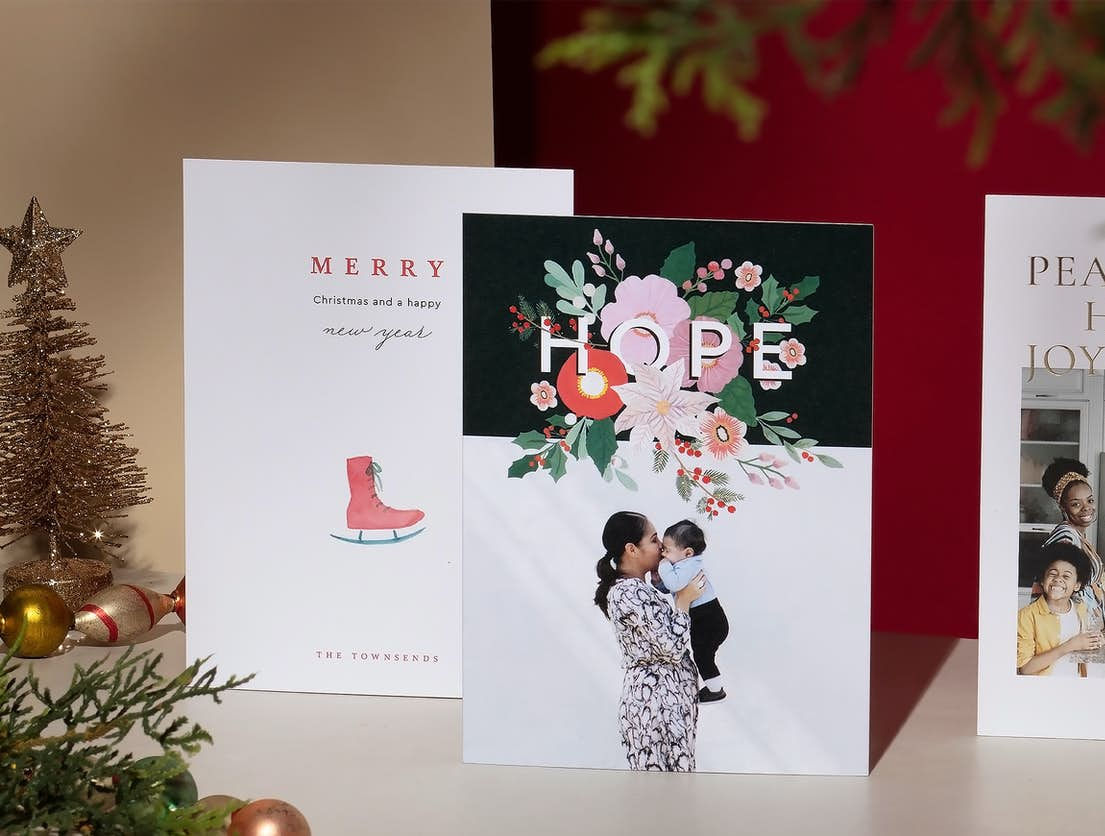 Christmas Cards Holiday Cards And Wedding Invitations Paper Culture