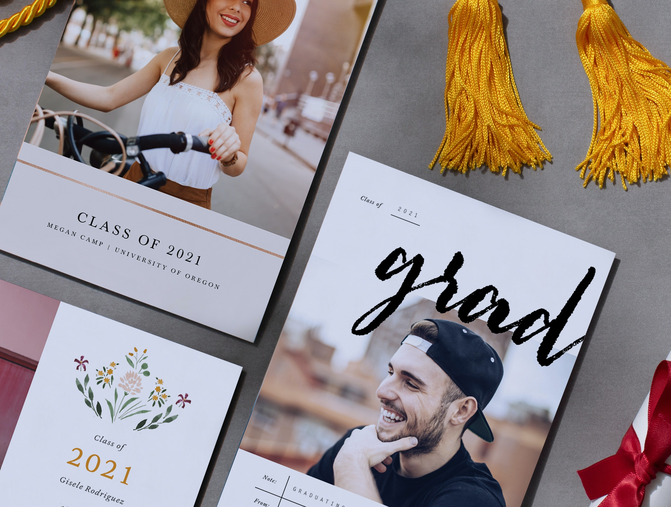 Any Wording Photo Graduation Invitation Class of 2021 Graduation Announcement Photo Graduation Announcement Personalized Printable